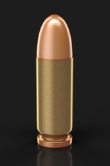 Bullet (clipping path included)