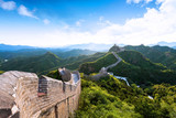 Great wall under sunshine during sunset - Fine Art prints