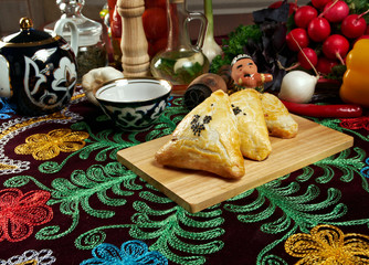 eastern food samsa