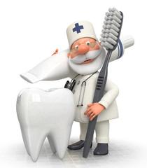 doctor dentist