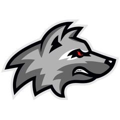 Wolves Sport Sticker