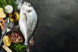 Delicious fresh fish - Fine Art prints