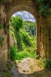 Portale per il paradiso, Monterano, Lazio - 82741987