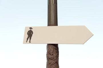 Cartello segnaletico