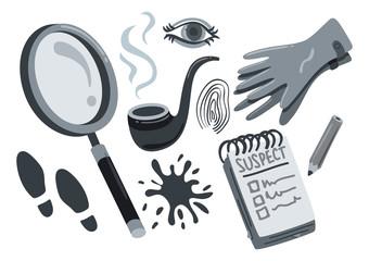 detective equipment