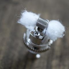 Rebuildable Dripping Vaping Atomizer, RDA