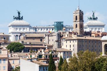 Stile architettonico di Roma