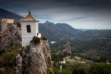 Guadalest, the 'Eagle's Nest'