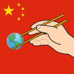 Chopsticks and the world