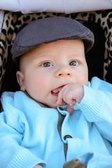 4 Monate altes  Baby