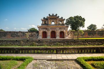 Citadel in Hue