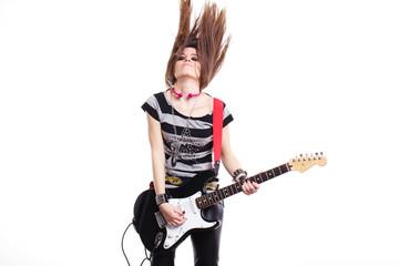 Amplificadores Guitarra - Para Guitarras, Usado en