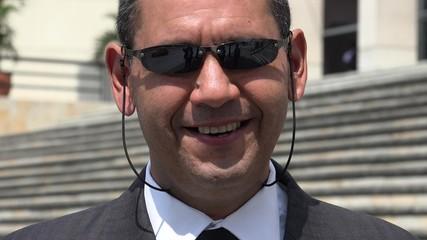 Business Man, Businessman, Sunglasses