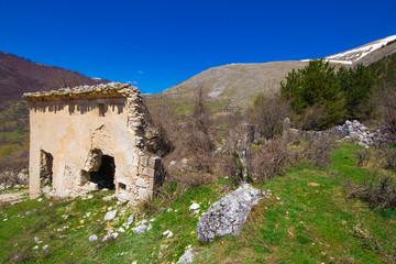 Terremoto in Abruzzo, Italia