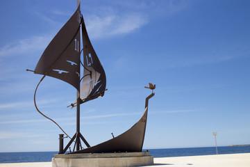 monumento del pescatore Mazara del vallo
