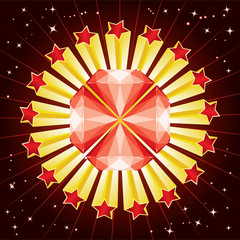 Diamond star shine