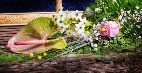Blumenstrauß, Valentinstag