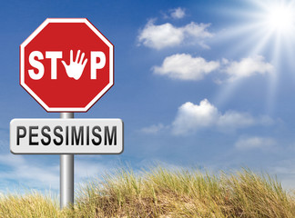 no pessimism