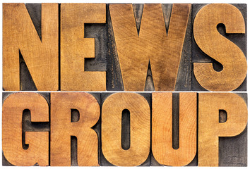 newsgroup word typography