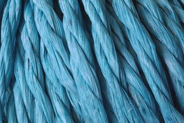 background texture of woven rope