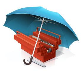Bricolage et travaux : garantie et assurance