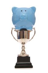 award winning savings account piggy bank