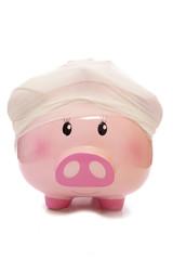 Health insurance piggy bank