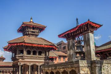 Bhaktapur Durbar Square Glocke
