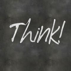 Blackboard Think