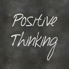 Blackboard Positive Thinking