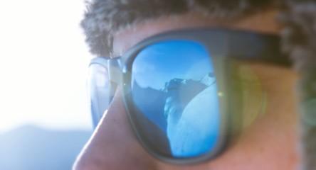 Sport Summer Man Nature Face Winter Sun Eye Sky Sunglasses
