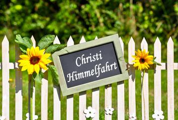 Vatertag - Himmelfahrt - Herrentag