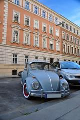 Ретроавтомобили Вены
