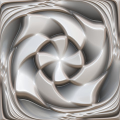 Whirlpool generated texture