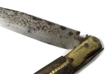 Old Pocket Knife