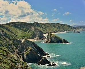 Costa de Ortigueira