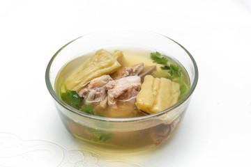 gourd soup with pork bones