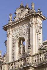 Particolare Duomo di Lecce