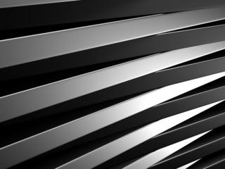 Aluminum Abstract Dark Metallic Shiny Background