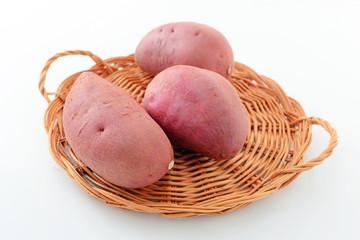 美味しそうなサツマイモ