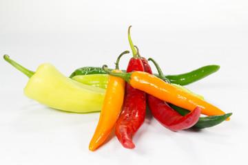 color of chili