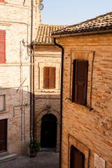 Montecosaro, Macerata, Marche, Italia