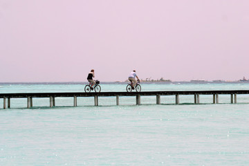 Repubblica delle Maldive.