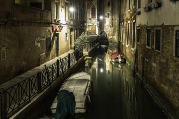 Venezia esterno notte
