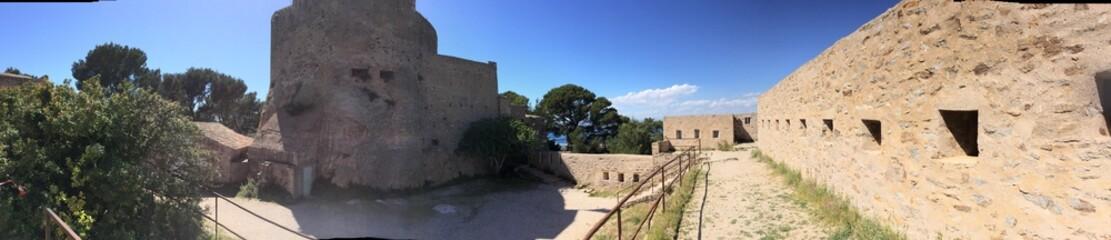 chateau sainte agathe panoramique porquerolles