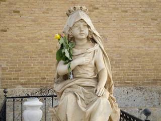 niña,cementerio,cartagena