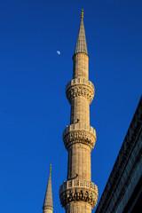 next month the minaret, Turkey