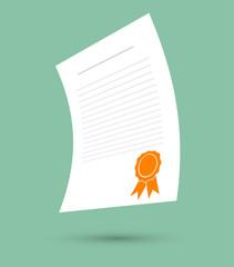 contratto, accordo, documento