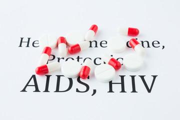 Pills on Aids, Hiv