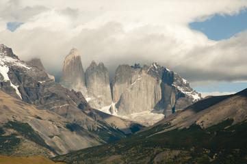 Granite Towers - Torres Del Paine National Park